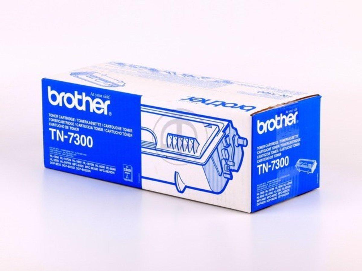 """کارتریج تونر مشکی TN-7300 برادر از تونرهای لیزری شرکت """" Brother """" میباشد. هر کارتریج دارای قطعات ، درام کارتریج ،چیپست کارتریج ، مگنت و فوم کارتریج است ."""