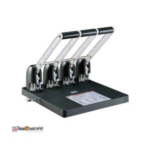 پانچ 4 سوراخ Kw-Trio 9540 وسیلهای است که برای دستهبندی و آرشیو کردن برگهها و فرمها حتما بهکارتان خواهد آمد.خرید این محصول در سایت بیاتوتخفیف.