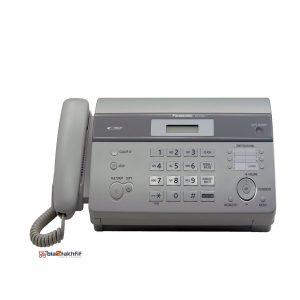 دستگاه فکس KX-FT981 پاناسونیک دستگاهی با امکانات گسترده برای مصارف متنوع اداری است. طراحی جمعوجور و کوچک این دستگاه سبب حفظ محیط کاری بر روی میزتان میشود.bia2takhfif