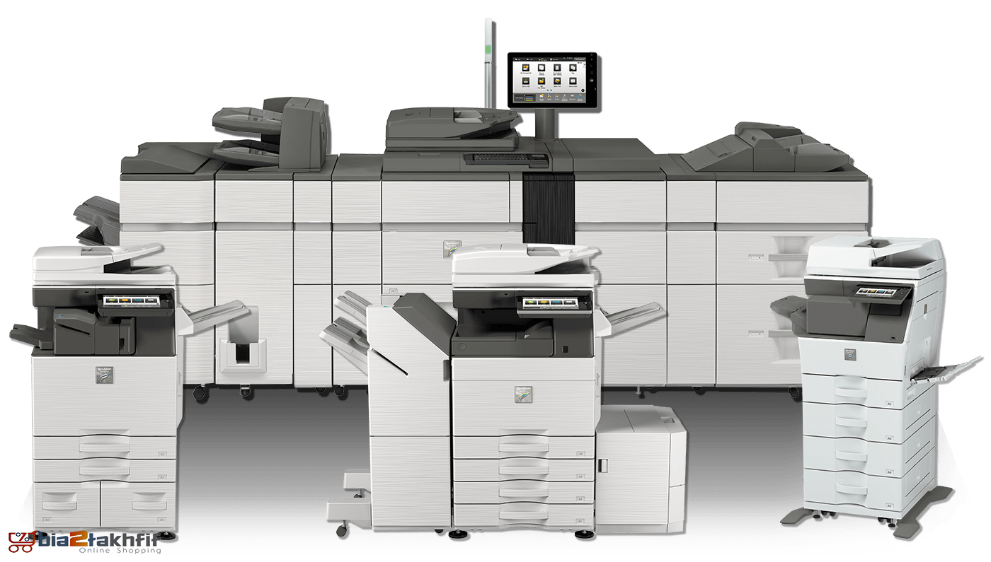 دستگاه کپی AR-X231N شارپ محصولی از شرکت «شارپ» (Sharp) است که علاوه بر چاپ، قابلیت اسکن و کپی نیز دارد و به همین دلیل برای مصارف اداری و انتشارات گزینهی مناسب و ایدهئالی محسوب میشود.