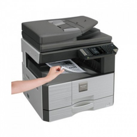 دستگاه کپی AR-X231N شارپ محصولی از شرکت «شارپ» (Sharp) است که علاوه بر چاپ، قابلیت اسکن و کپی نیز دارد.bia2takhfif