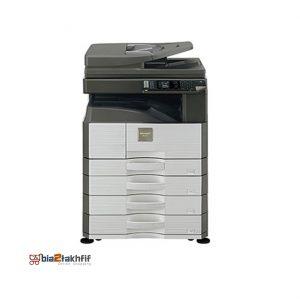 دستگاه کپی AR-X231N شارپ محصولی از شرکت «شارپ» (Sharp) است که علاوه بر چاپ، قابلیت اسکن و کپی نیز دارد و به همین دلیل برای مصارف اداری و انتشارات گزینهی مناسب و ایدهئالی محسوب میشود.bia2takhfif
