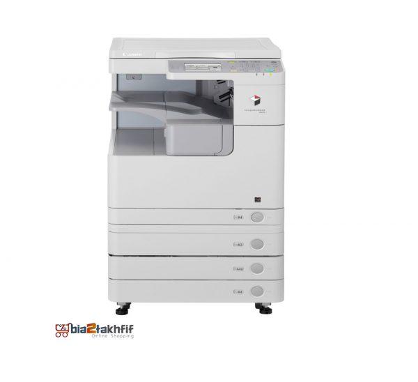 دستگاه کپی imageRUNNER 2520 230V EU کانن محصول شرکت نامآشنای «کانن» (Canon) است ، این شرکت همواره در زمینه چاپ و کپی یکی از بهترین گزینه های بازار محسوب میشود؛