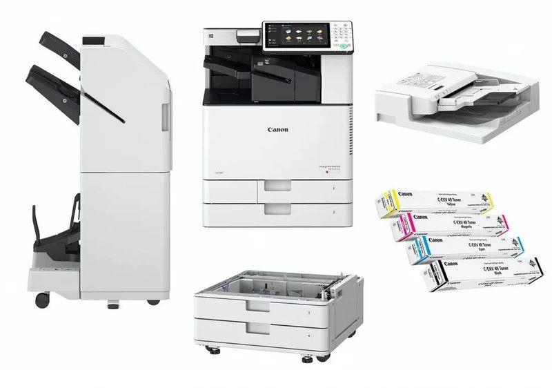دستگاه کپی imageRUNNER C3025i کانن محصول شرکت نامآشنای «کانن» (Canon) است ، این شرکت همواره در زمینه چاپ و کپی یکی از بهترین گزینه های بازار محسوب میشود؛bia2takhfif