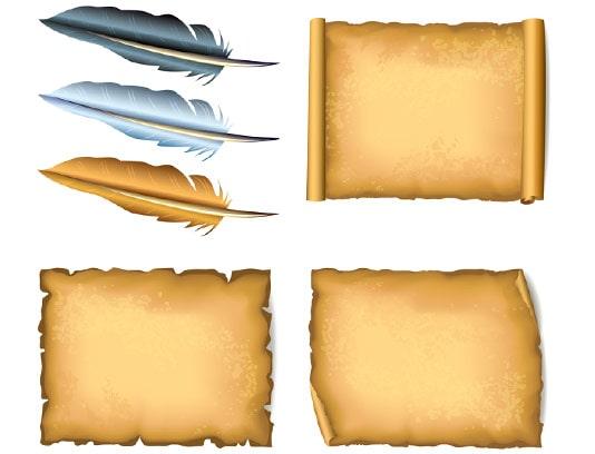 تاریخچه ی قلم در بیاتوتخفیف