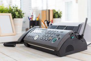 دستگاه فکس برای استفاده در مکاتبات اداری -بیلتوتخفیف