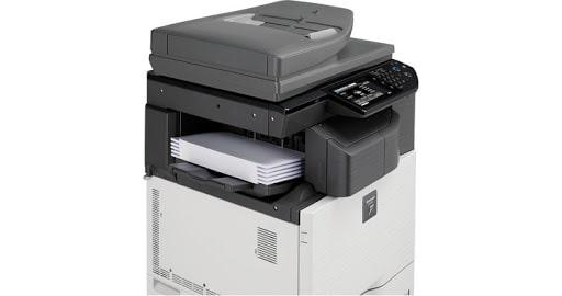 دستگاه کپی چند کاره 2500 شارپ دارای قابلیت های پرینت ، کپی ، اسکن و فکس است و می تواند این قابلیت ها را با تکنولوژی لیزر انجام دهد .bia2takhfif