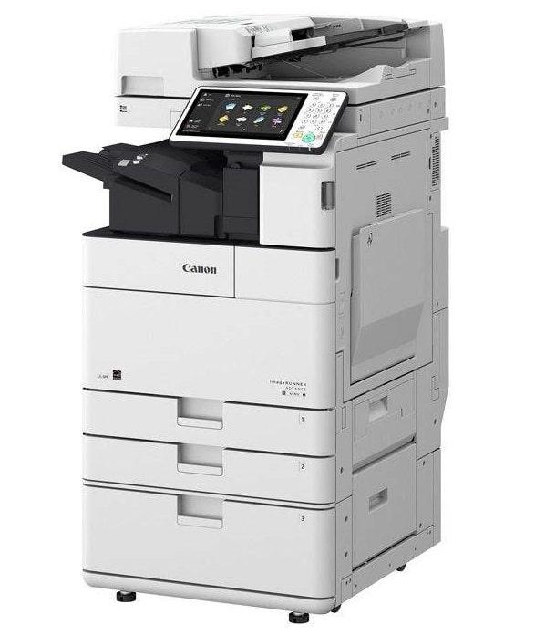 دستگاه کپی چند کاره 4545I کاننن محصول شرکت نامآشنای «کانن» (Canon) است .bia2takhfif