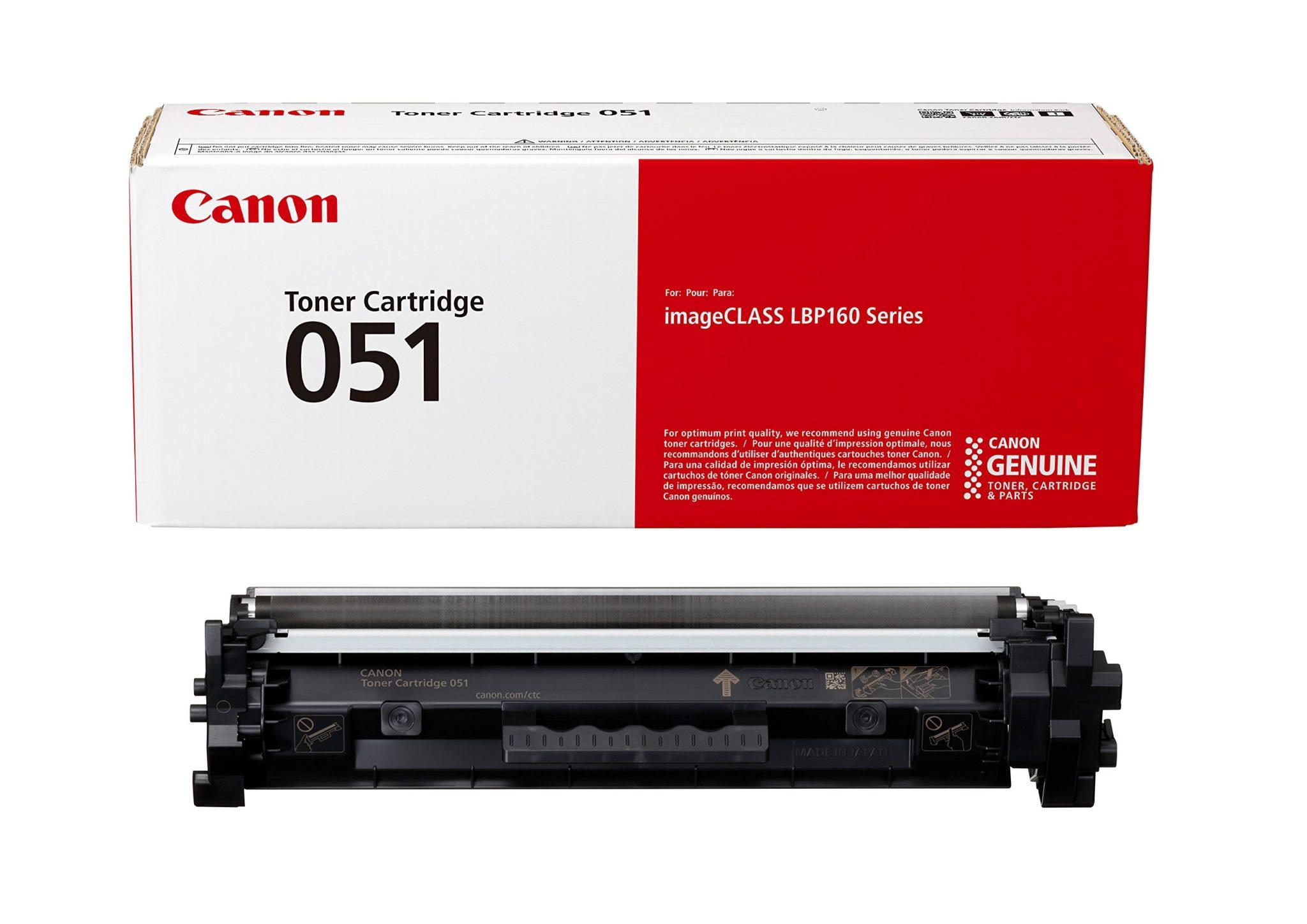 """کارتریج تونر مشکی 051 کانن از تونرهای لیزری شرکت """" CANON """" میباشد. هر کارتریج دارای قطعات ، درام کارتریج ،چیپست کارتریج ، مگنت کارتریج و فوم کارتریج است ."""