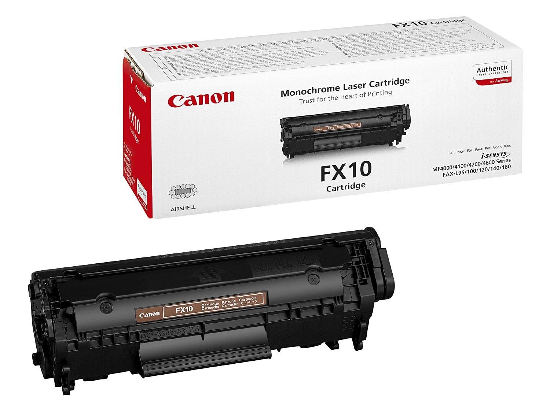 """کارتریج تونر مشکی Fx10 کانن از تونرهای لیزری شرکت """" CANON """" میباشد. هر کارتریج دارای قطعات ، درام کارتریج ،چیپست کارتریج ، مگنت کارتریج و فوم کارتریج است ."""