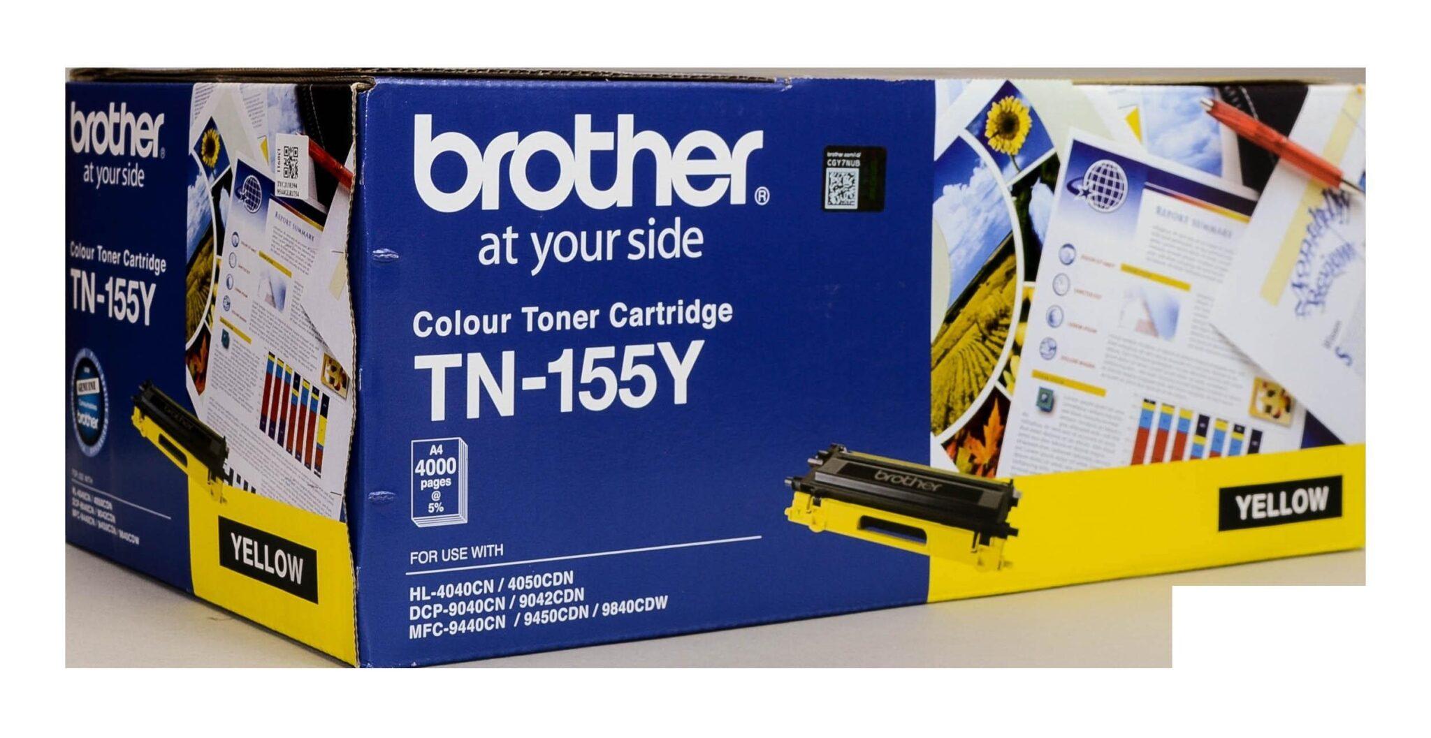 """کیت کارتریج تونر TN-155CMY برادر از تونرهای لیزری شرکت """" Brother """" میباشد. هر کارتریج دارای قطعات ، درام کارتریج ،چیپست کارتریج ، مگنت و فوم کارتریج است ."""