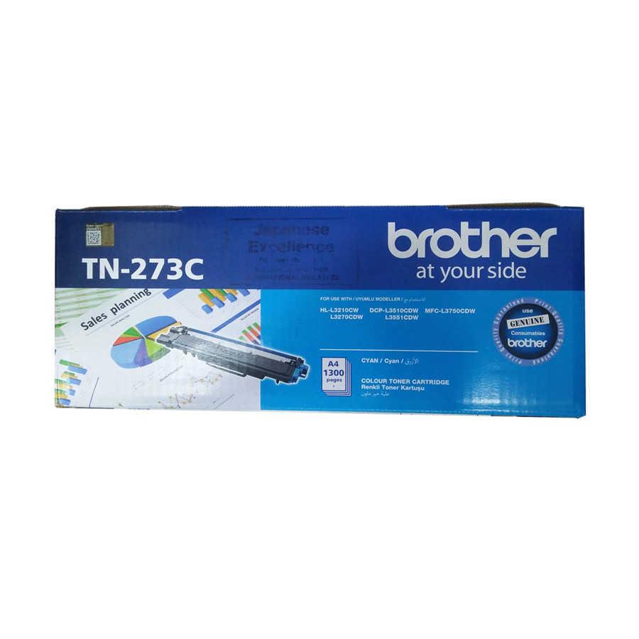 """کیت کارتریج تونر TN-273CMY برادر از تونرهای لیزری شرکت """" Brother """" میباشد. هر کارتریج دارای قطعات ، درام کارتریج ،چیپست کارتریج ، مگنت و فوم کارتریج است ."""