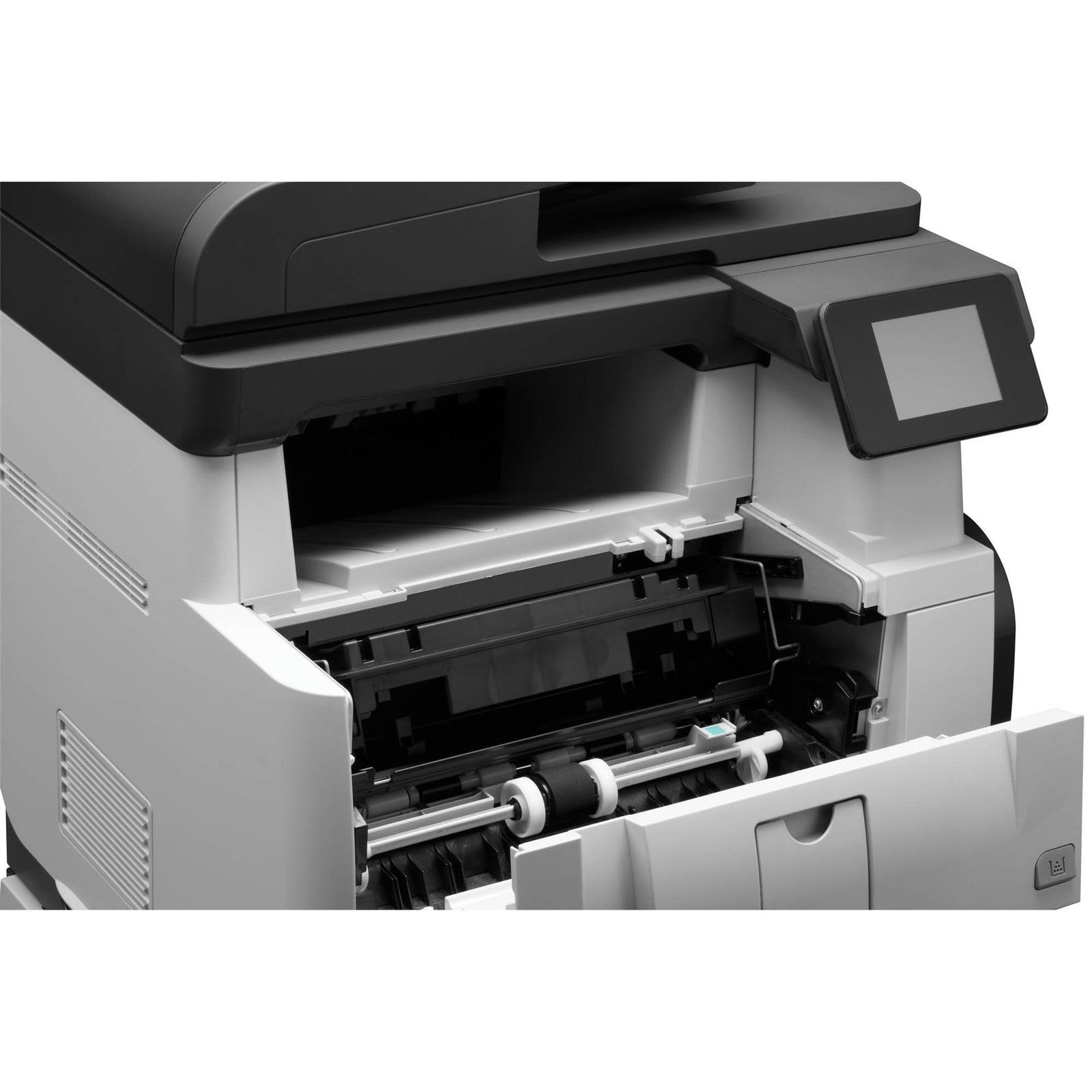پرینتر چندکاره لیزری M521dw اچ پی کیفیت ساخت خوبی دارد و با جنس بدنه پلاستیکی، میتواند در برابر صدمات احتمالی مقاومت خوبی از خود نشان دهد.