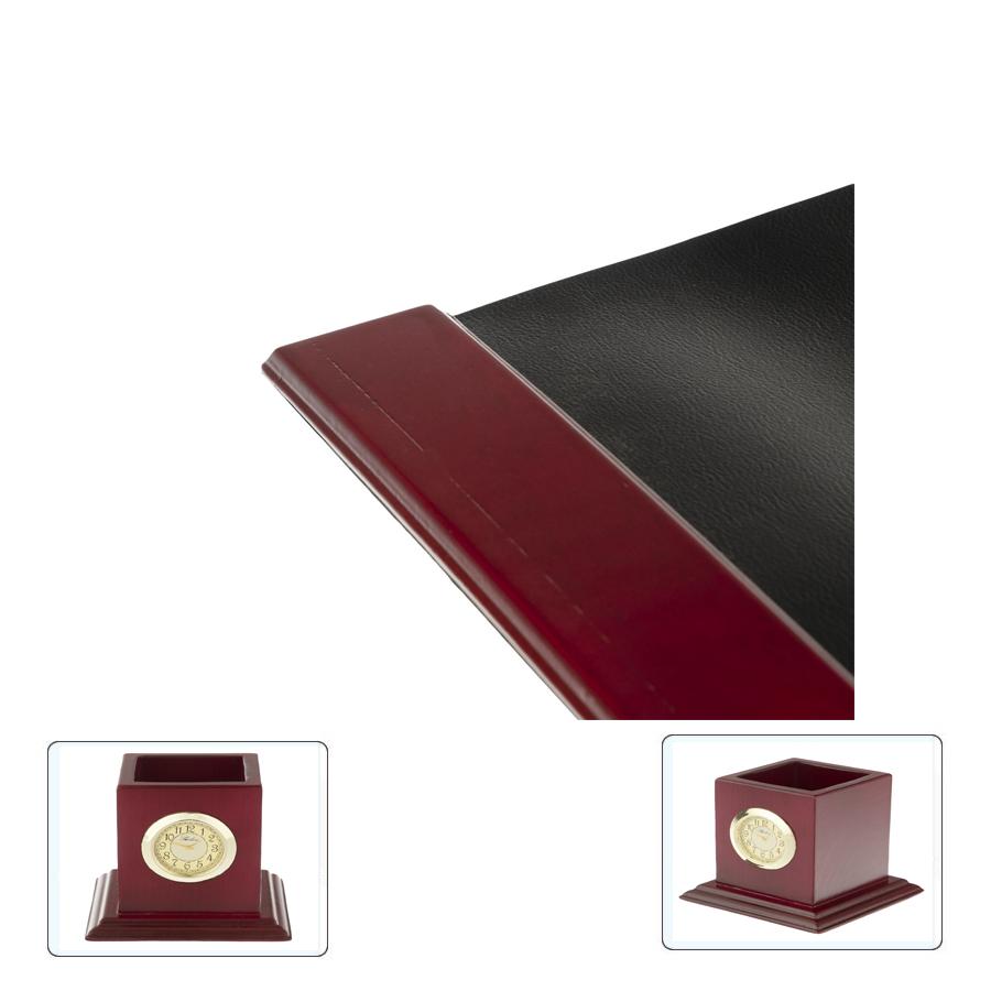 ست رومیزی آدریانو 6 تکه کد12 ،لوازم اداری رومیزی که در انواع گوناگون در سایت بیاتوتخفیف وجود دارد به شما کمک می کند تا میز کاری زیبایی داشته باشید.