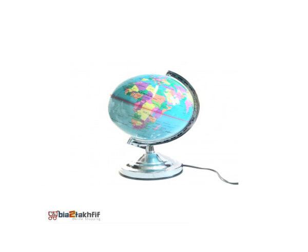 کره جغرافیایی چراغدار کد122 نمایش دهندهٔ کره آسمان خاصی باشد و مکان و موقعیت ستارهها را نسبت به یکدیگر نمایش دهد.خرید در سایت بیاتوتخفیف.