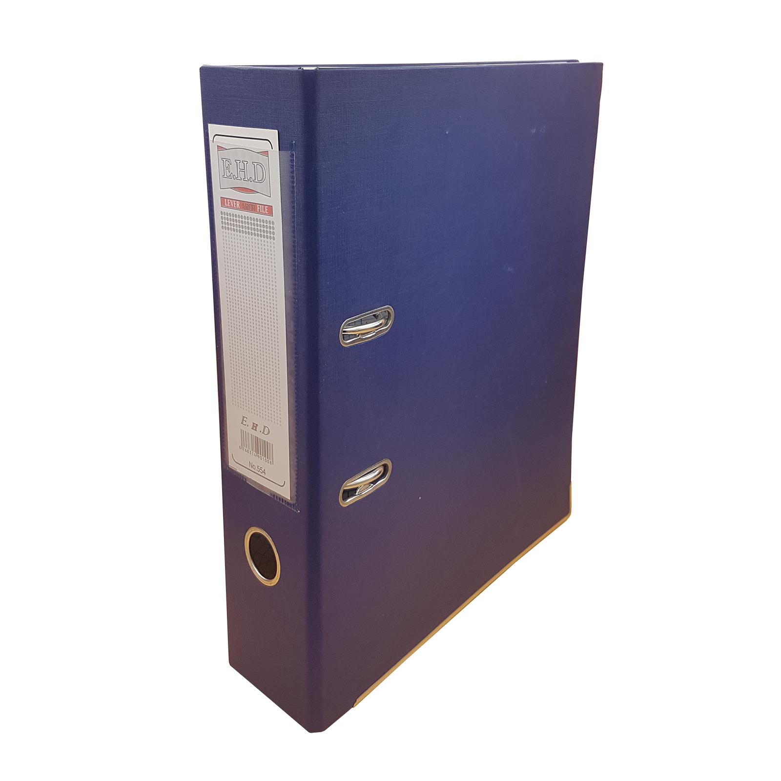زونکن لبه فلز ای اچ دی 7/5سانت در شرکت ها و ادارات به افراد کمک می کند تا بتوانند مدارک را به صورت دقیق دسته بندی کنند.