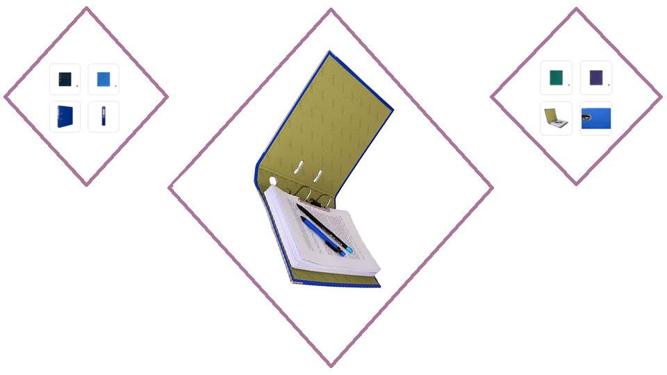 زونکن مقوایی سایز4/5 سانتی پاپکو در شرکت ها و ادارات به افراد کمک می کند تا بتوانند مدارک را به صورت دقیق دسته بندی کنند.