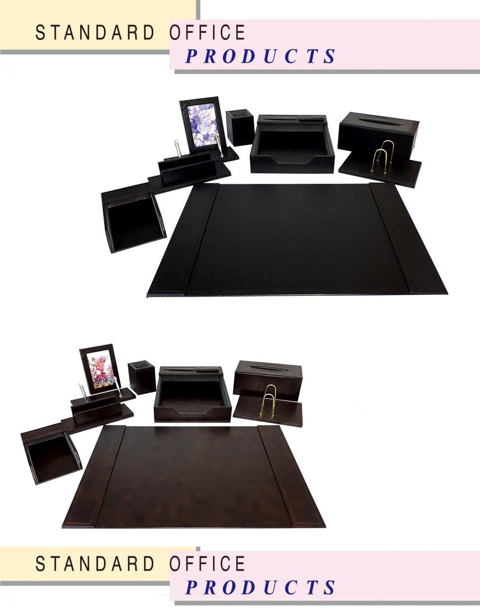 ست رومیزی چرمی10تکه مدیریتی کد909 ،لوازم اداری رومیزی که در انواع گوناگون و طراح ها ی متنوع در سایت بیاتوتخفیف وجود دارد به شما کمک می کند تا میز کاری زیبایی داشته باشید.